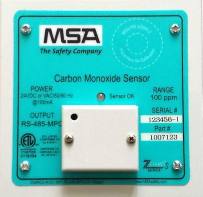 Z-Gard® S MPO Single Gas Sensor